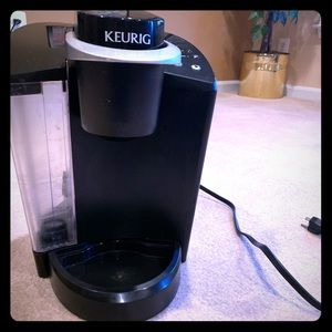 Barely used Keurig.